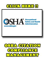 OSHA Citation Mitigation / Abatement